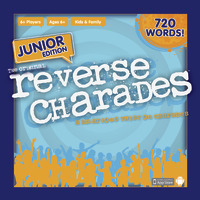 Reverse Charades - Junior Edition