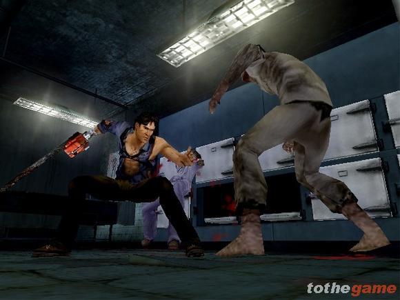 Evil Dead: Regeneration screenshot