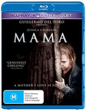 Mama (Blu-ray/Ultraviolet) on Blu-ray