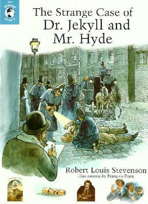 Strange Case of Dr. Jekyll and Mr. Hyde by Robert Louis Stevenson image