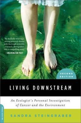 Living Downstream by Sandra Steingraber image
