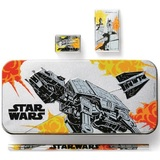 Star Wars - Battle of Hoth Tin Stationery Set