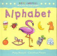 Alphabet by Mary Novick image