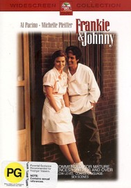 Frankie & Johnny on DVD image