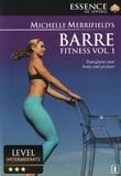 Michelle Merrifield - Barre Fitness 1 on DVD