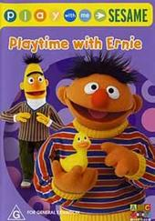 Play With Me Sesame - Playtime With Ernie on DVD