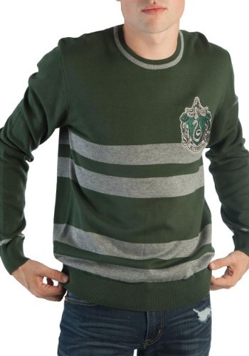 Harry Potter: Slytherin - Jacquard Sweater (Medium)