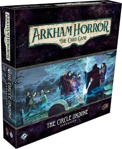 Akkham Horror LCG: The Circle Undone - Expansion