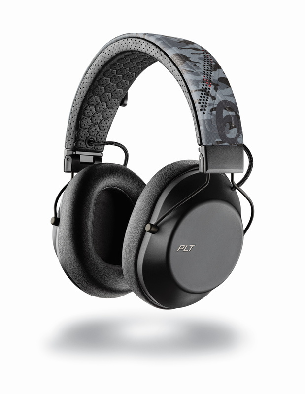 Plantronics: BackBeat Fit 6100 Headphones - Camo