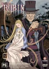 Witch Hunter Robin - Vol. 5 on DVD