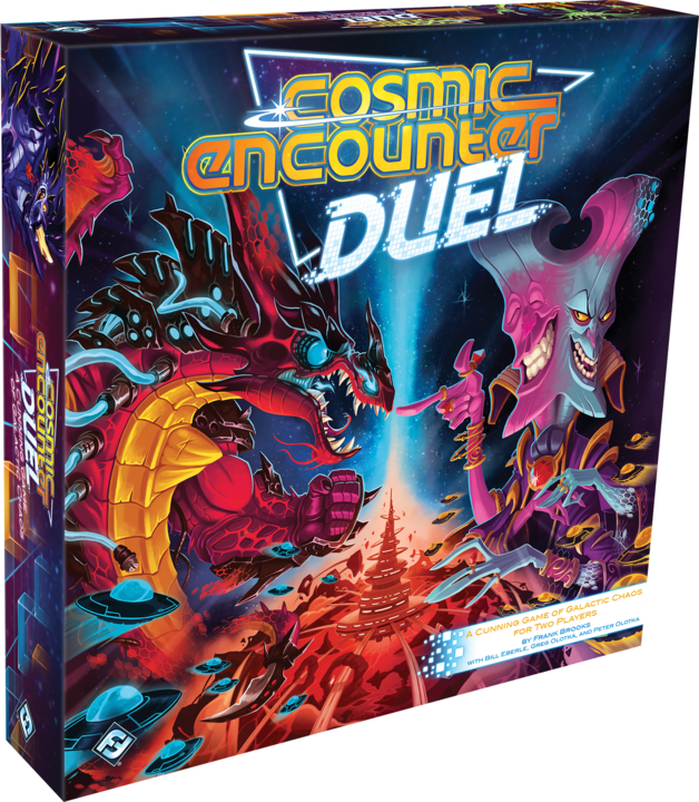 Cosmic Encounter Duel - Board Game