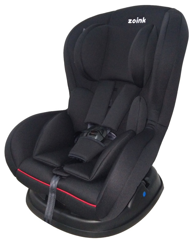 Zoink Baby 2-in-1 Convertible Car Seat - Black
