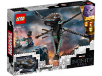 LEGO Marvel: Black Panther Dragon Flyer - (76186)