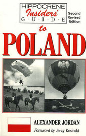 Hippocrene Insider's Guide to Poland by Alexander Jordan image