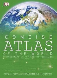 DK Concise Atlas of World image