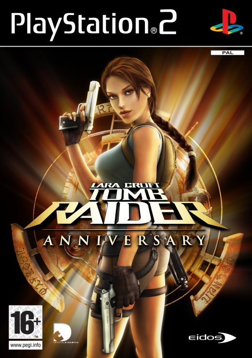 Tomb Raider 10th Anniversary for PlayStation 2