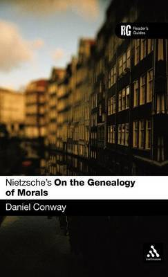 "Nietzsche's ""On the Genealogy of Morals"" by Daniel Conway image"