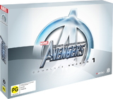 Avengers Earth's Mightiest Heroes Season 1 Collector's Set (Limited Release) (4 Disc Set) DVD