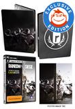 Tom Clancy's Rainbow 6 Siege Steelbook Edition for PC Games