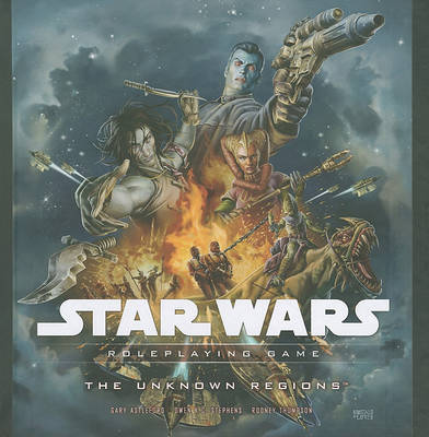 Star Wars: The Unknown Regions: Supplement by Rodney Thompson