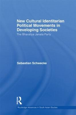 New Cultural Identitarian Political Movements in Developing Societies by Sebastian Schwecke image