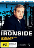 Ironside - Season 2: Fatpack Version (7 Disc Set) on DVD