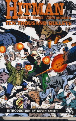Ten Thousand Bullets. Garth Ennis & John McCrea by Garth Ennis image