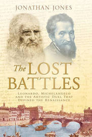 The Lost Battles by Jonathan Jones image