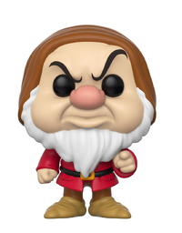 Snow White & the Seven Dwarfs - Grumpy Pop! Vinyl Figure image