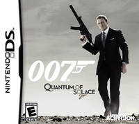 James Bond: Quantum of Solace for Nintendo DS