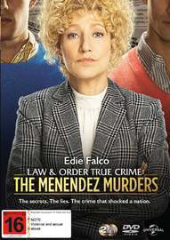 Law & Order True Crimes: The Menendez Murders on DVD