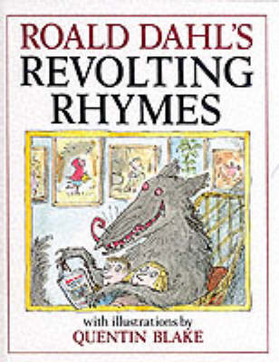 Revolting Rhymes by Roald Dahl image
