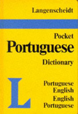 Langenscheidt Pocket Portuguese Dictionary: Portuguese-English, English-Portuguese image