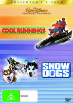 Cool Runnings / Snow Dogs - Collector's 2-Pack (2 Disc Set) on DVD