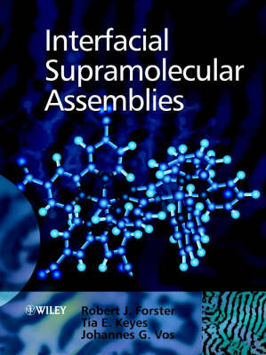 Interfacial Supramolecular Assemblies by Johannes G Vos image