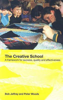 The Creative School by Peter Woods image