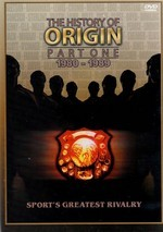 NRL - State Of Origin: The 1st 10 Years on DVD