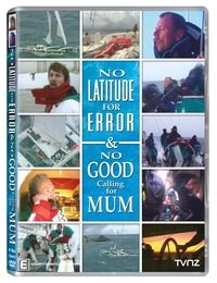 No Lattitude For Error / No Good Calling For Mum on DVD image