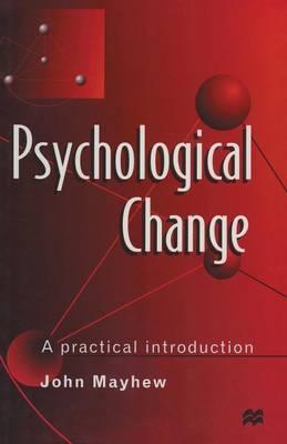 Psychological Change by John Mayhew image