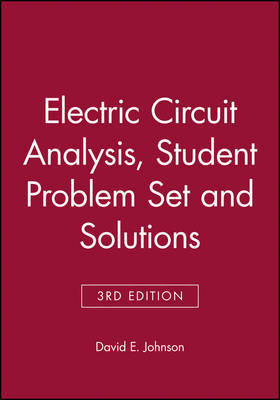 Electric Circuit Analysis by David E Johnson