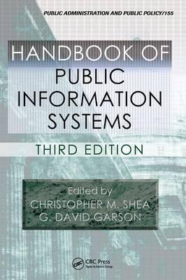 Handbook of Public Information Systems, Third Edition image