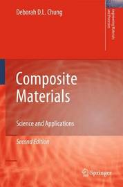 Composite Materials by Deborah D.L. Chung image