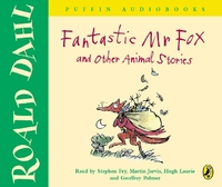 """Fantastic Mr Fox"" and Other Animal Stories by Roald Dahl image"