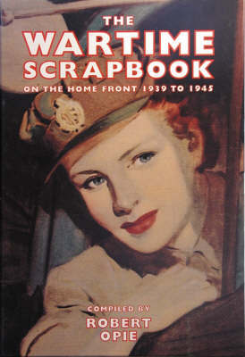 Wartime Scrapbook by Robert Opie image
