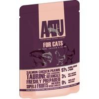 AATU for Cats - Salmon, Chicken & Prawn (85g)