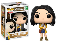 Parks & Recreation - April Ludgate Pop! Vinyl Figure
