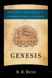 Genesis by R.R. Reno image