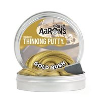 Crazy Aarons Thinking Putty: Gold Rush
