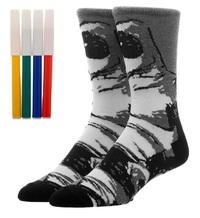 Deadpool: Colour Yourself - Men's Crew Socks