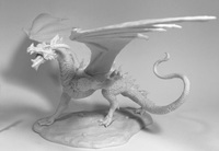Dark Heaven: Bones - Diabolus, Dragon